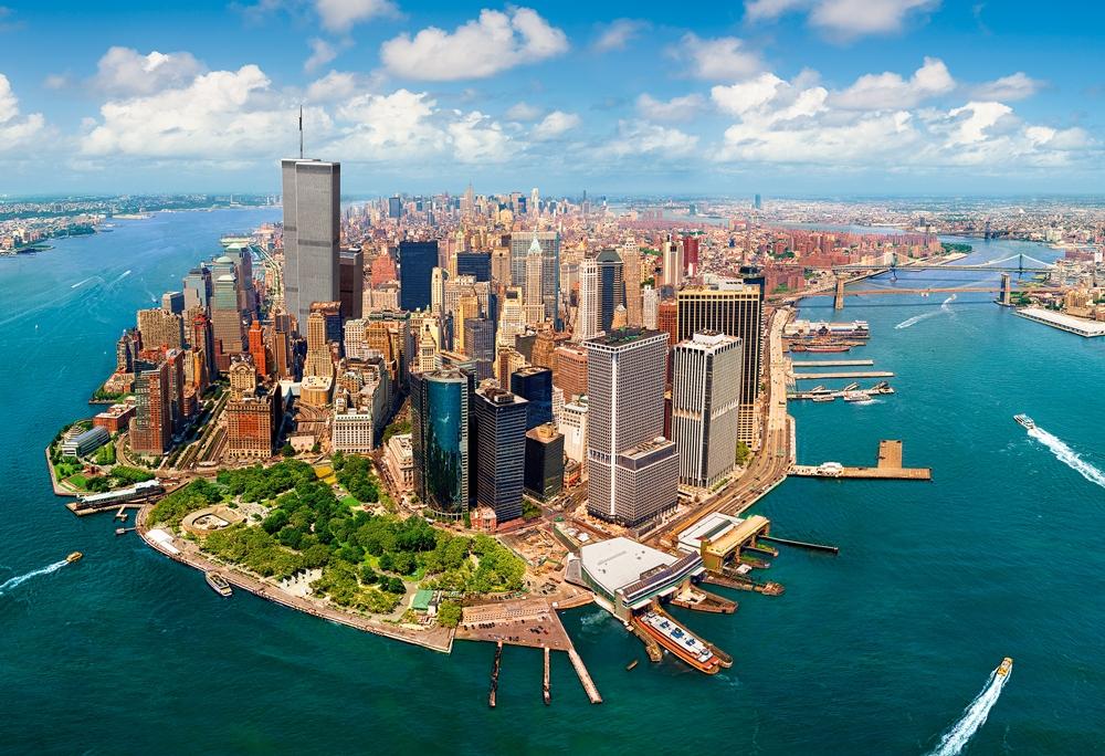 Все города америки с картинками