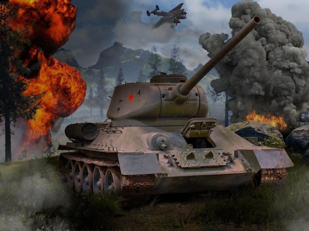 картинки пазлы танки мельчайших подробностях